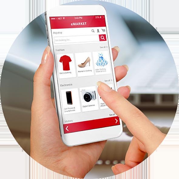 eCommerce web design Malaysia