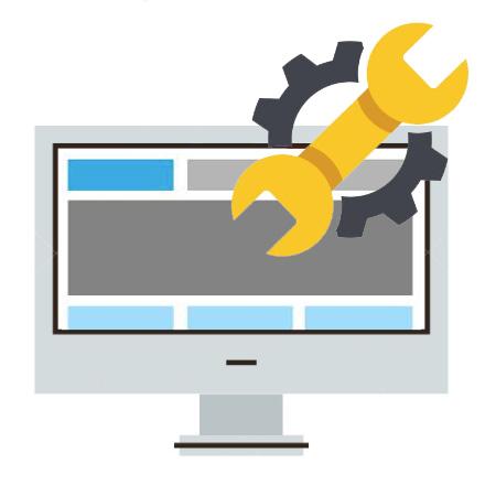 Website maintenance service, website updates